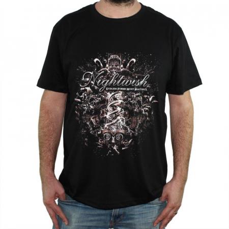 Tricou Nightwish - Endless ... - 180 grame0