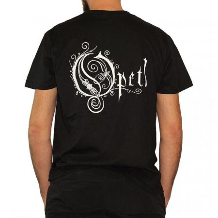 Tricou Opeth - Logo - 180 grame1