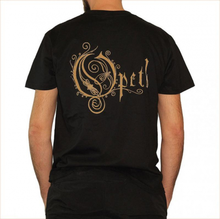 Tricou Opeth - Logo - Fruit Of The Loom [1]