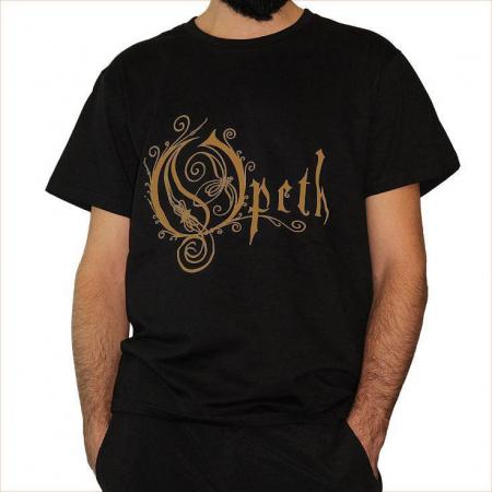 Tricou Opeth - Logo - Fruit Of The Loom [0]