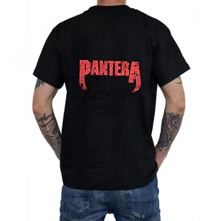 Tricou Pantera- 101 PROOF - 180 grame1