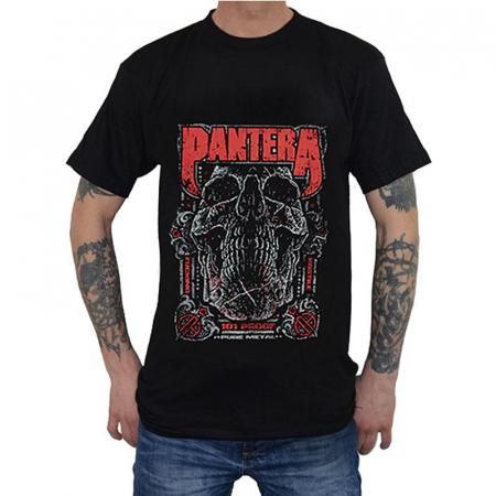 Tricou Pantera- 101 PROOF - 180 grame0