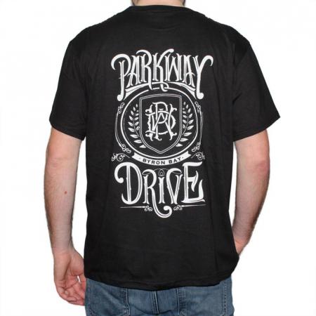 Tricou Parkway Drive - Byron Bay - 180 grame1