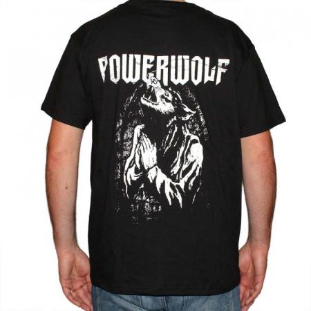 Tricou Powerwolf  - 180 grame1