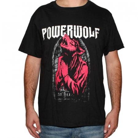 Tricou Powerwolf  - 180 grame0