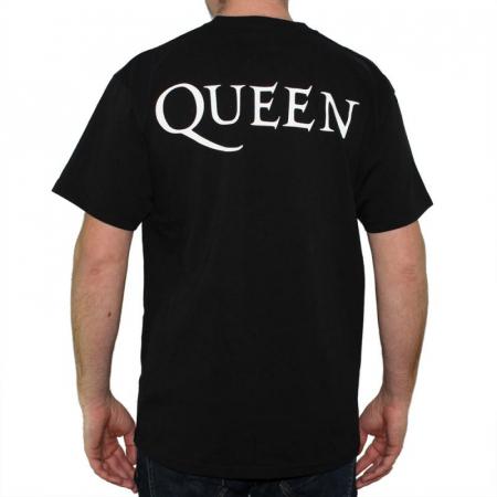 Tricou Queen - Logo - 145 grame1
