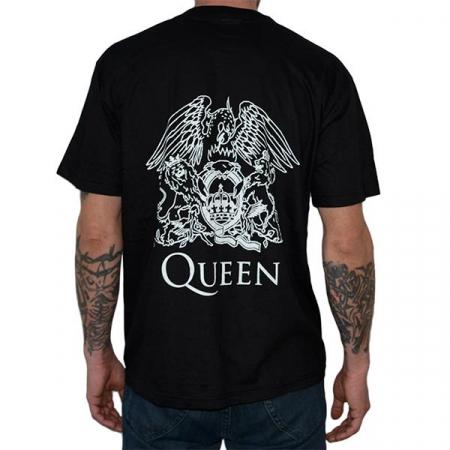 Tricou QUEEN -Logo - 180 grame [1]