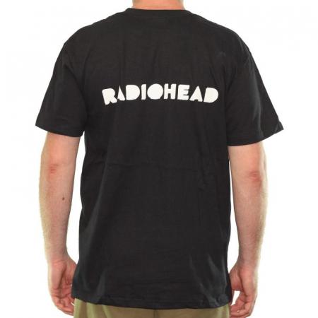 Tricou Radiohead - 180 grame1