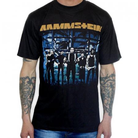Tricou Rammstein - Band - 180 grame0