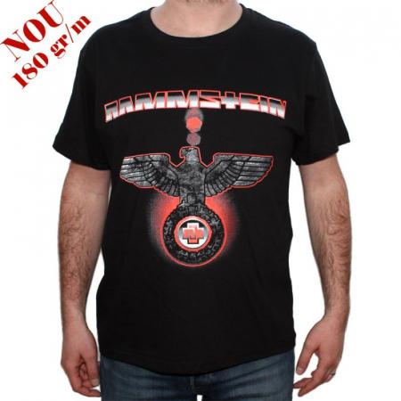 Tricou Rammstein Eagle - 180 grame0