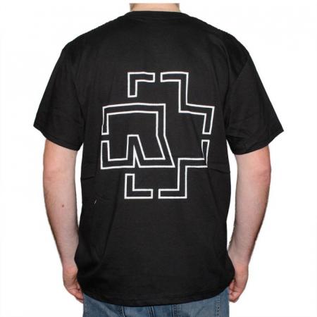 Tricou Rammstein - Fist - 180 grame1