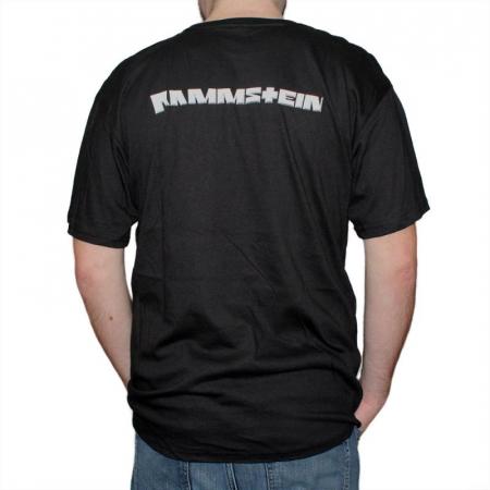 Tricou Rammstein - LIVE - 145 grame1