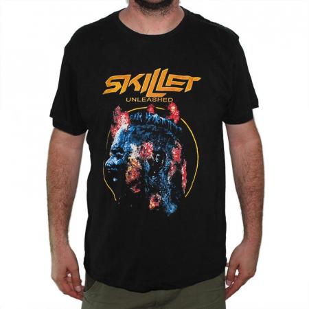 Tricou Skillet - Unleashed - 145 grame0