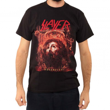 Tricou Slayer - Repentless - Fruit Of The Loom [0]
