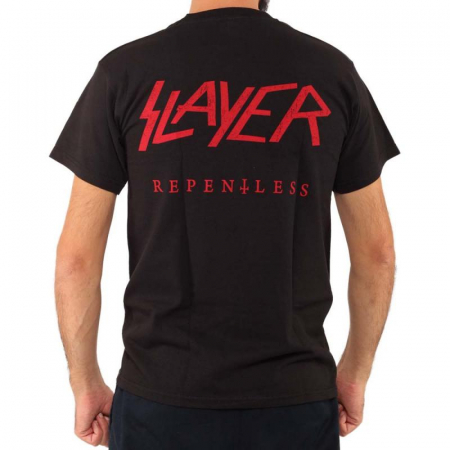 Tricou Slayer - Repentless - Fruit Of The Loom [1]