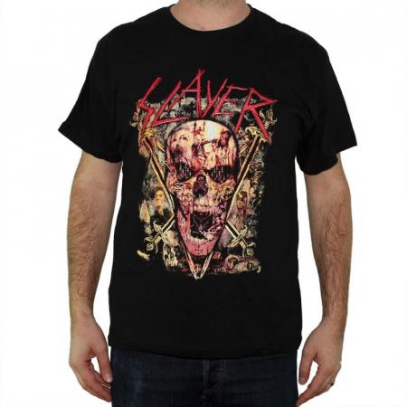 Tricou Slayer - South Of Heaven(0339) - 145 grame0