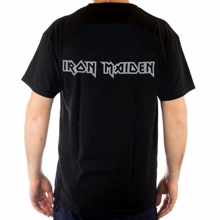 Tricou Iron Maiden - A real Dead one - 180 grame1