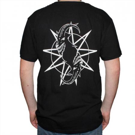 Tricou Slipknot - Goat Logo [1]