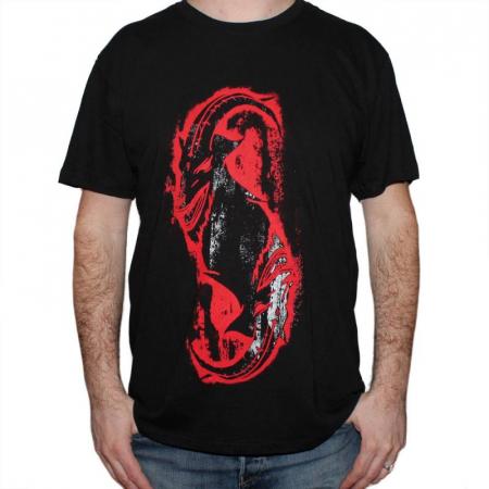 Tricou Slipknot - Goat Logo [0]