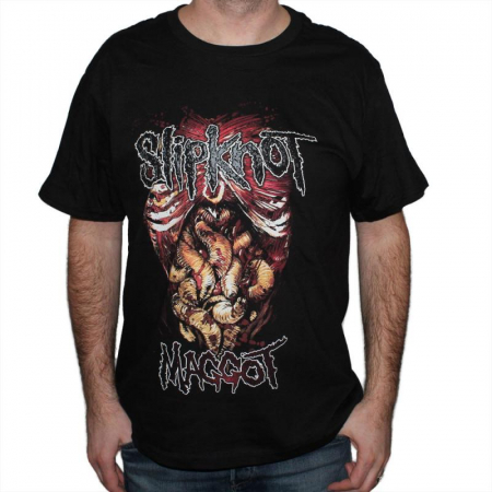 Tricou Slipknot - Maggot -180 grame0