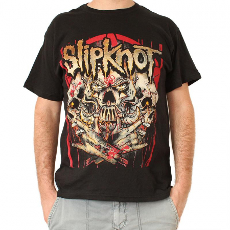 Tricou Slipknot N09697 - 145 grame0