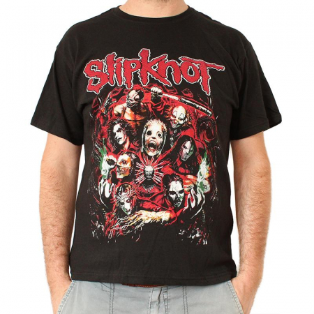 Tricou Slipknot N09698 - 145 grame0