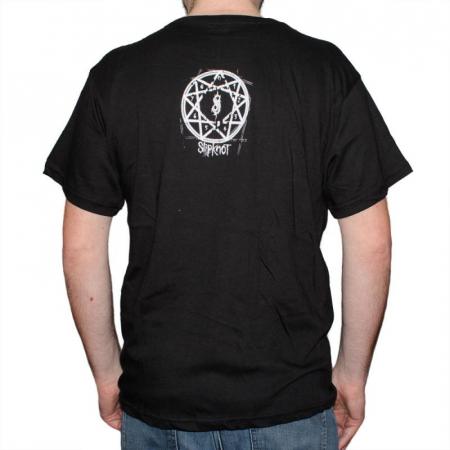 Tricou Slipknot - White Logo - 145 grame1