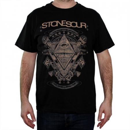 Tricou STONE SOUR - 180 grame [0]