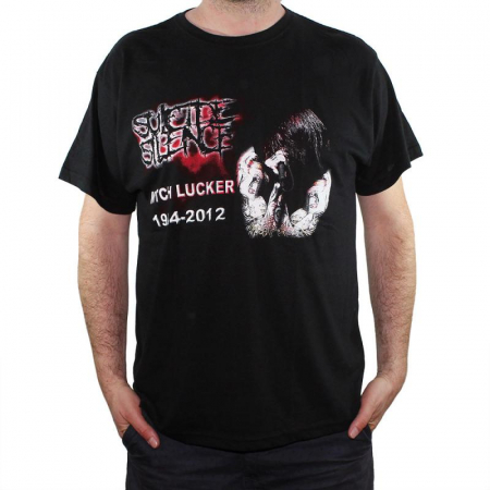 Tricou Suicide Silence - Mitch Lucker - 145 grame0