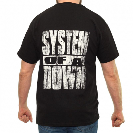 Tricou System of a Down - Mushrooms 2 - Fruit Of The Loom [1]