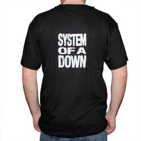 Tricou System Of Down - Double-Headed Eagle - 145 grame1