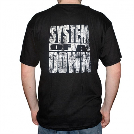 Tricou System Of Down - Double-Headed Eagle - 180 grame [1]