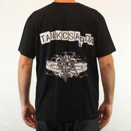 Tricou Tankcsapda - Band 180 grame1