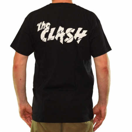 Tricou The Clash - London Calling - Fruit Of The Loom3