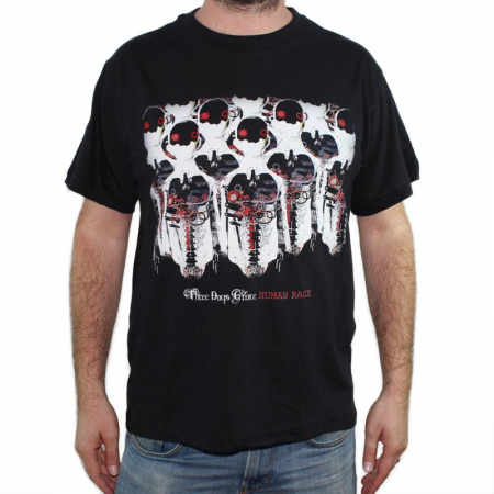 Tricou Three Days Grace - Human Race - 145 grame0