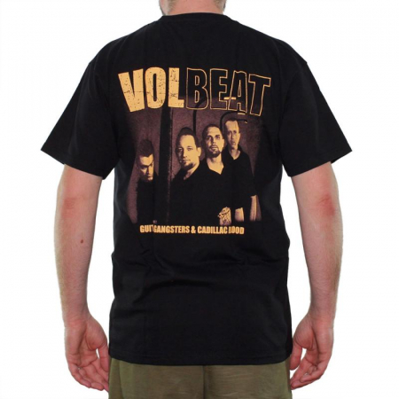 Tricou Volbeat - Guitar Gangsters and Cadillac Blood - Fruit Of The Loom1