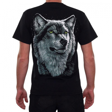 Tricou Wolf - Fruit Of The Loom3