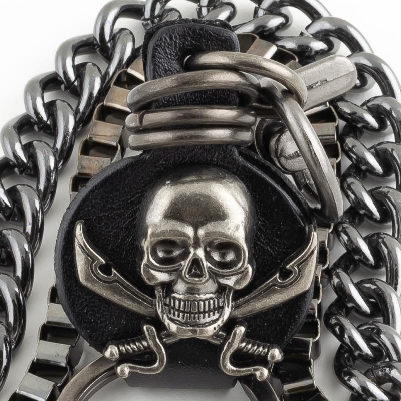 Lant pantalon - Pirate Skull 1