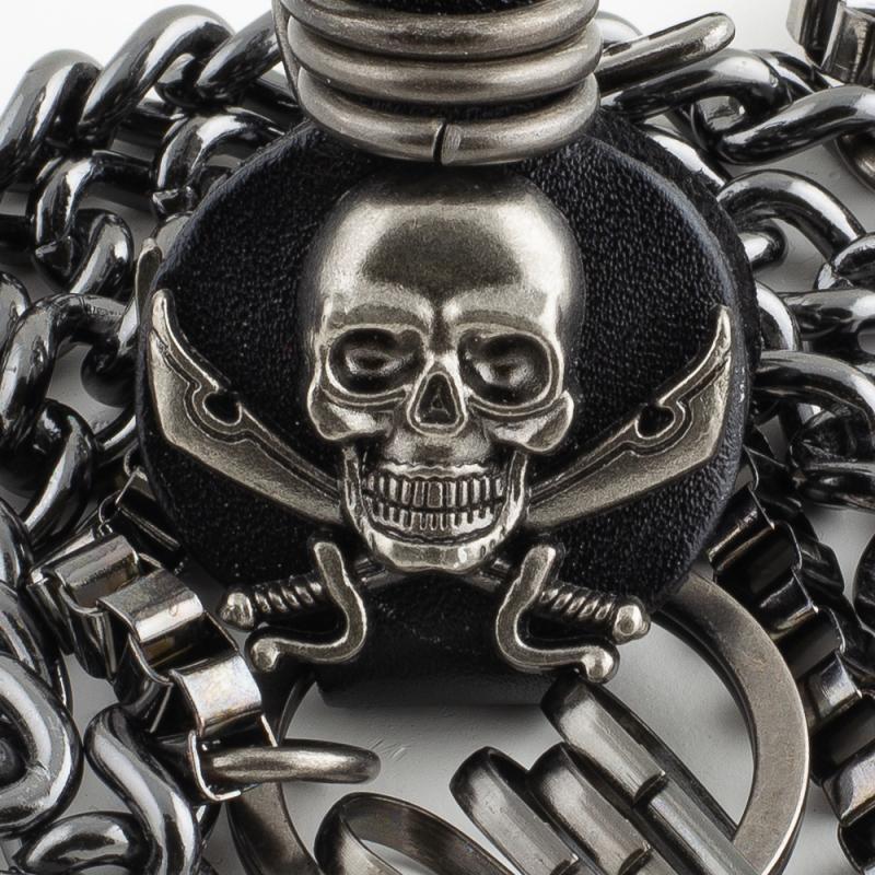 Lant pantalon - Pirate Skull 3