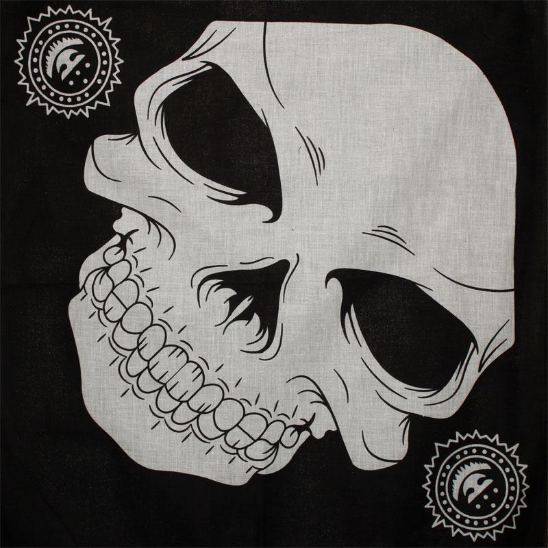 Bandana - Big Skull 0