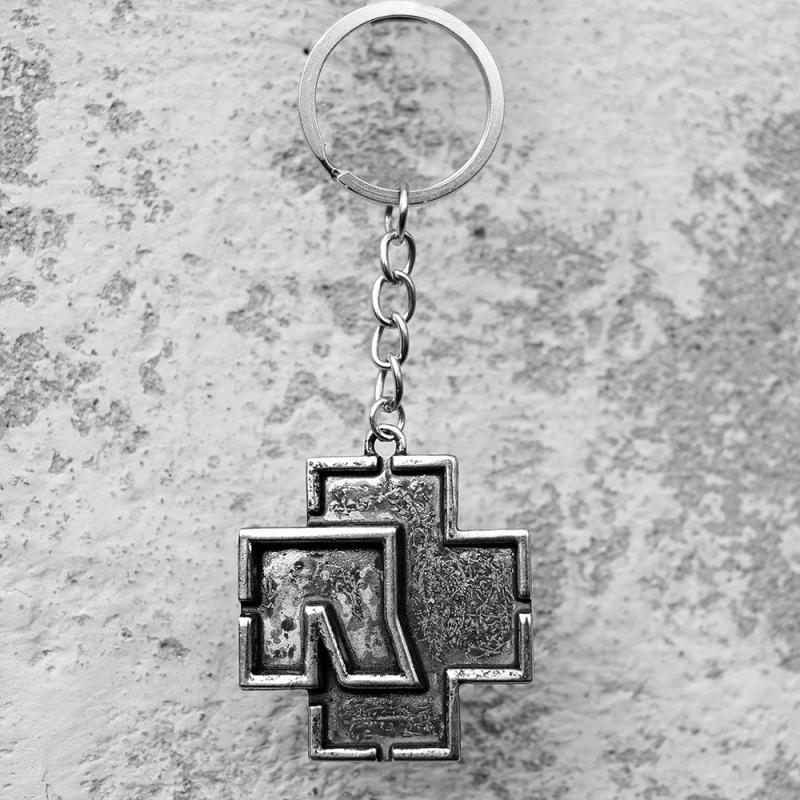 Breloc metalic chei - Rammstein [0]