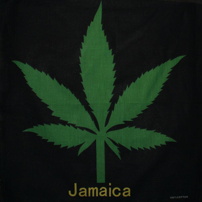 Bandana Jamaica - Big Leaf 0