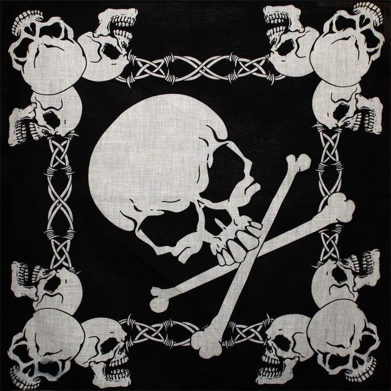 Bandana Skull and Bones - Frame 0