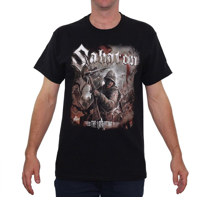 Tricou Sabaton - The Last Stand - Fruit Of The Loom0