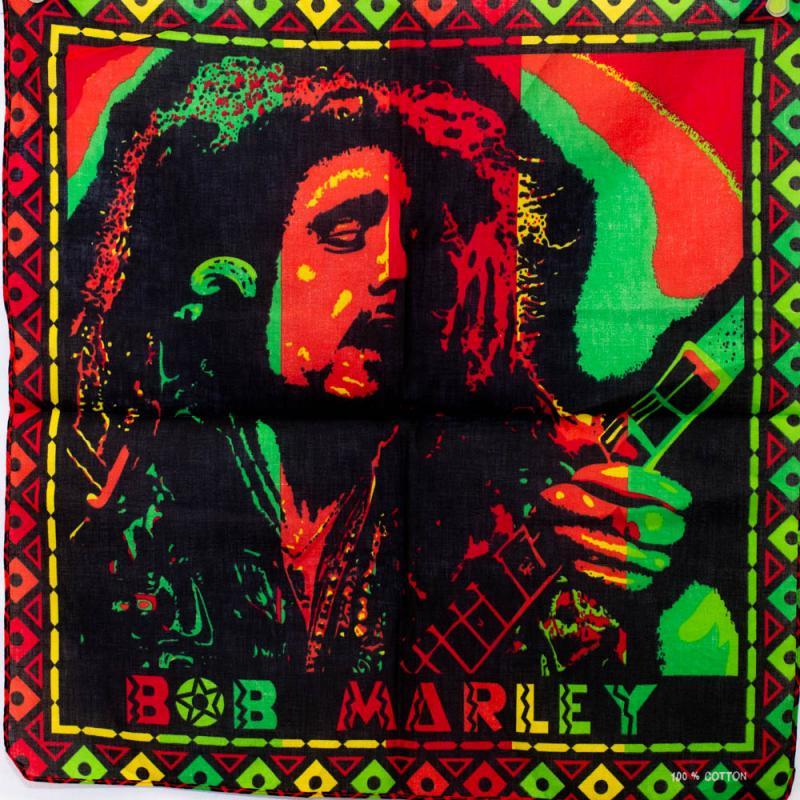Bandana Bob Marley [0]