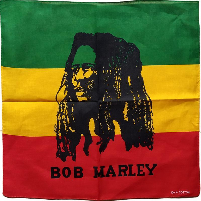Bandana Bob Marley - Flag 0