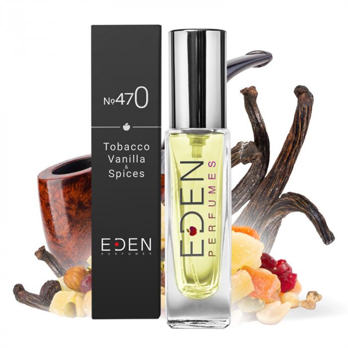 No 470 Tobacco Vanilla & Spices - Oriental Spicy Unisex 0