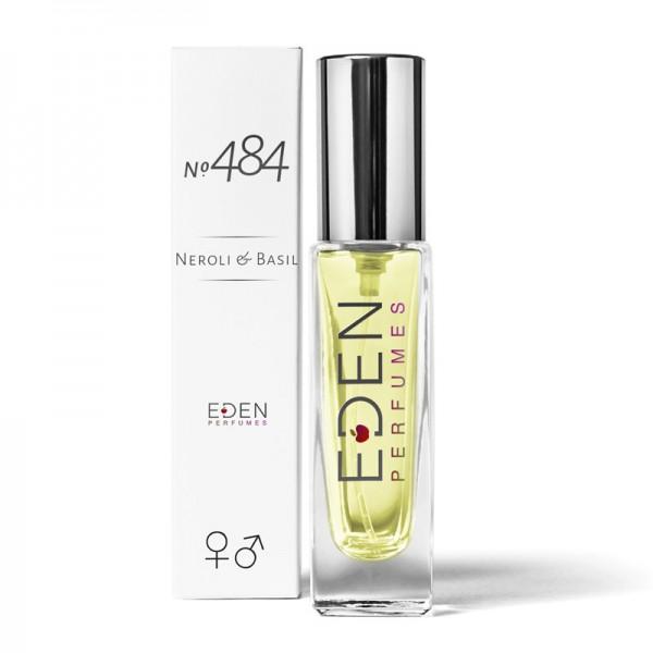 No 484 Neroli & Basil - Floral Green Unisex 0
