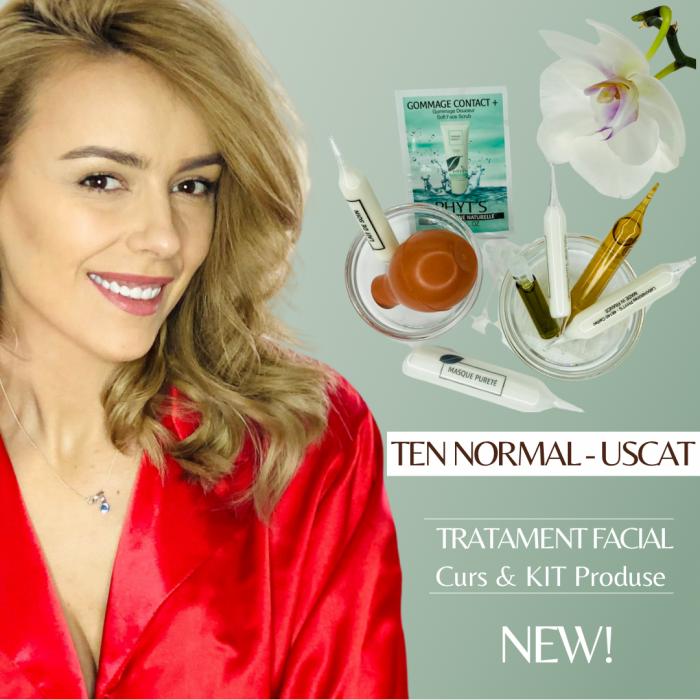 Tratament Facial (CURS + KIT de produse) 0