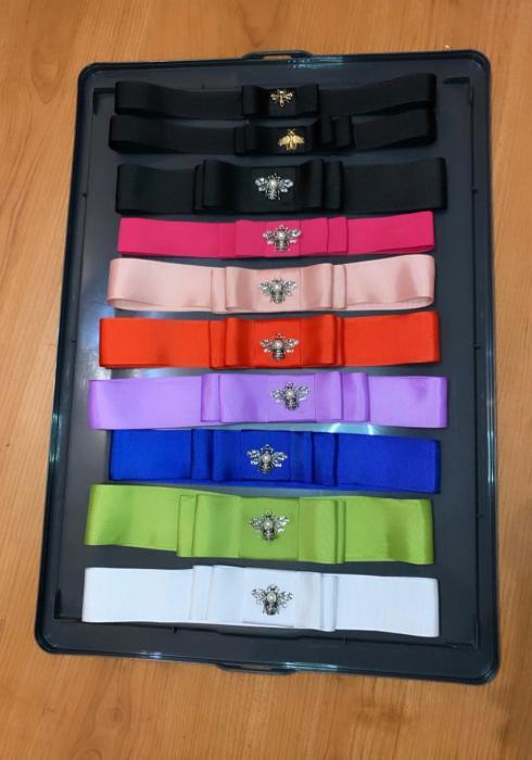 1 Bentita Extra + 1 Accesoriu la alegere pentru Palarie - 12 culori 7